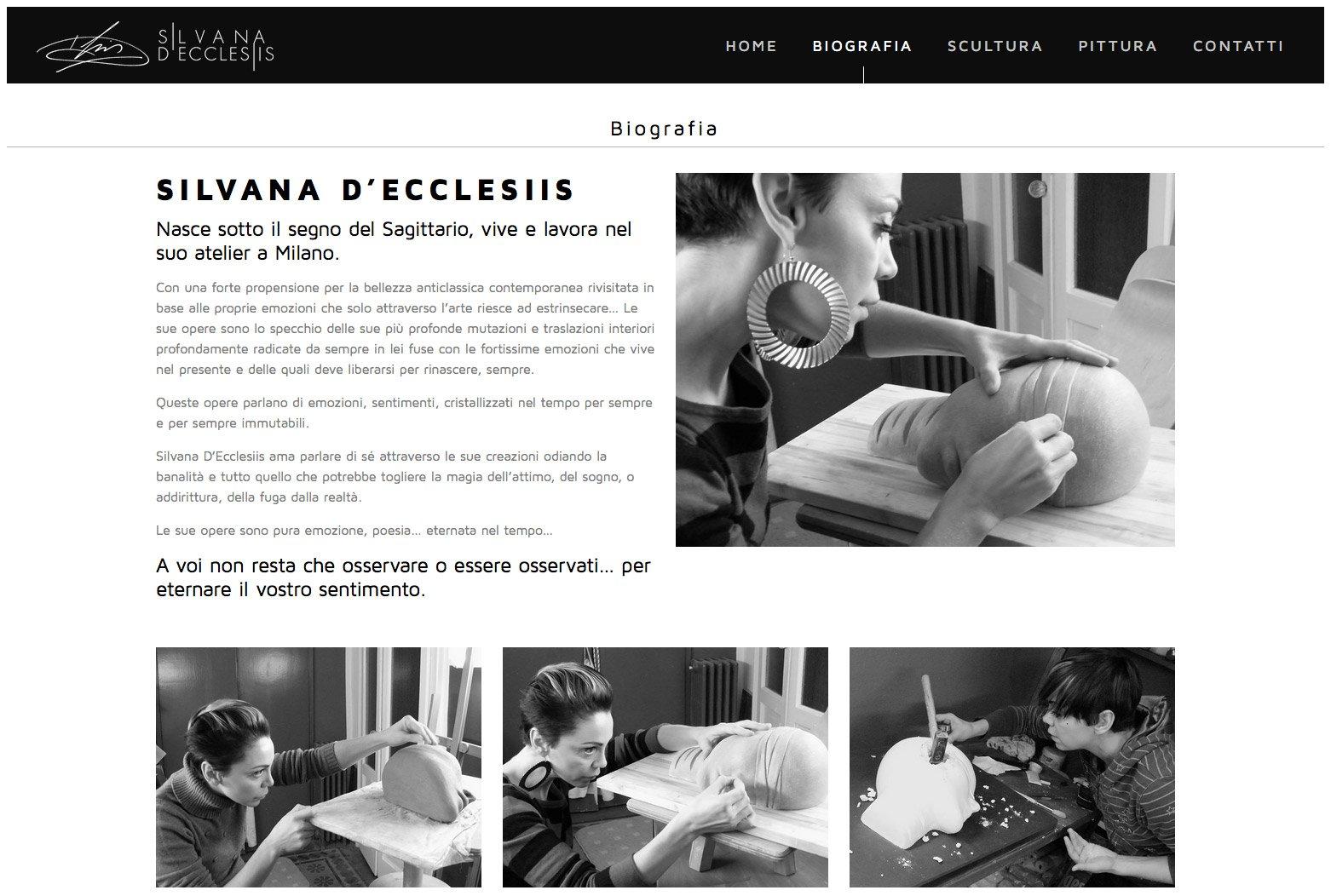 sito-Silvana-dEcclesiis-bio